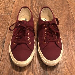 Superga Shearling Lined 2750 Sneakers